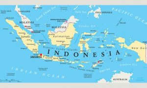 Indonesia-political-map